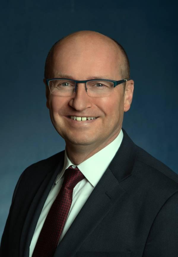 Ortsbuergermeister Matthias Mahl